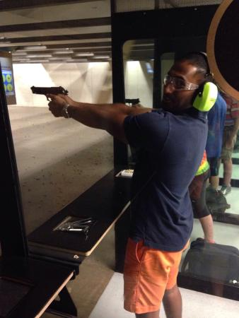 Colonial Shooting Academy: Call of Duty had me fully acquainted with these firearms. 😏