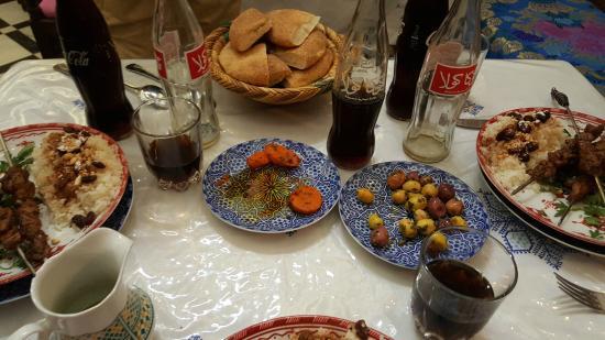 Restaurant Nejjarine