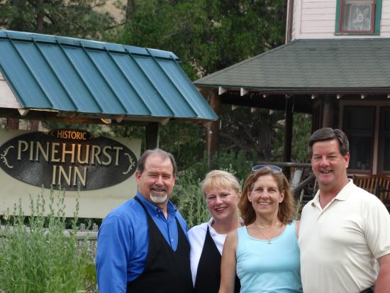 The Open Range: Be sure to stop at the Pinehurst Inn near Ashland, OR!