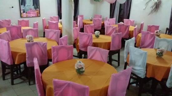 Kayes, Mali: Restaurant Angel