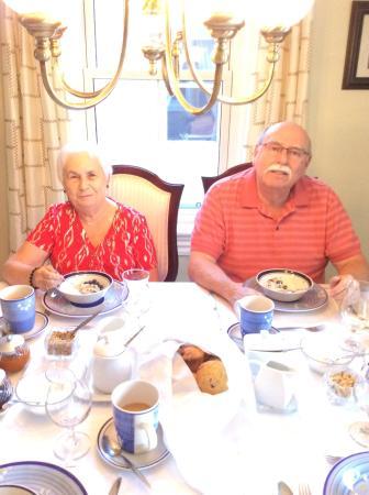 40 Bay Street Bed & Breakfast : Happy guests
