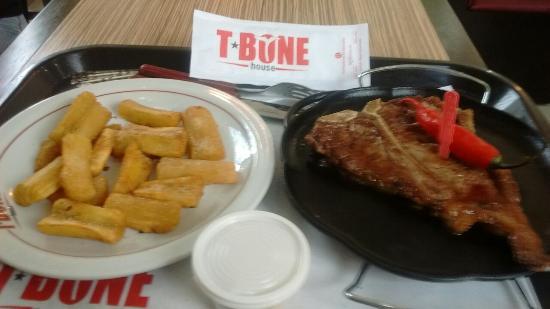 T Bone House