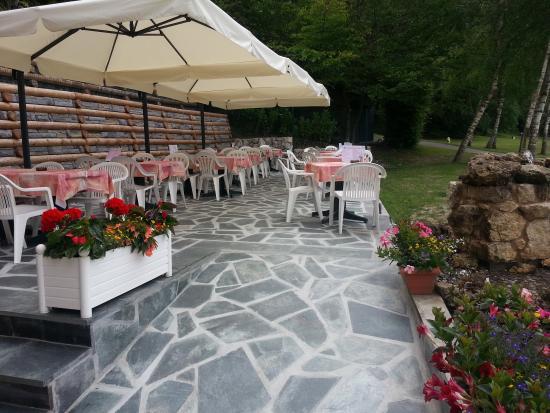 Cafe De La Marine Yvoire