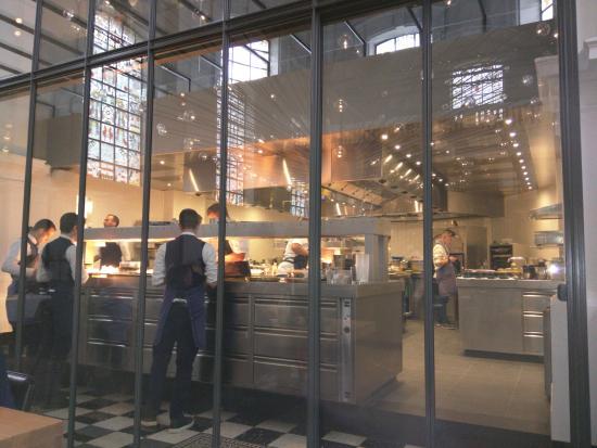 Restaurant Open Keuken Antwerpen : open keuken Foto van The Jane, Antwerpen TripAdvisor