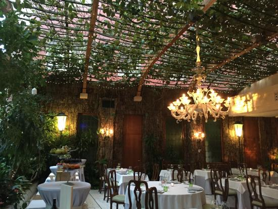 Il dessert picture of ristorante giardino d 39 inverno - Il giardino d inverno ...
