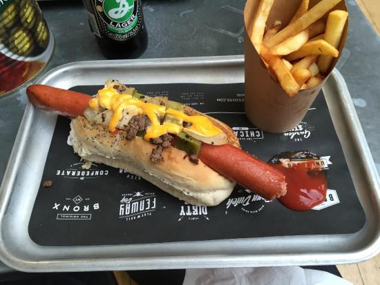 Gourmet Hot Dogs Uk