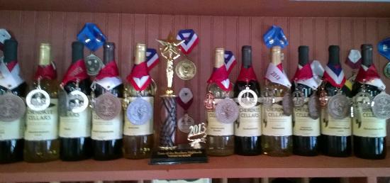 Cherokee Cellars Winery