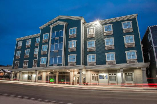 Welcome to Courtyard by Marriott St. John's Newfoundland