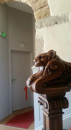 Hotelo : Tête de Lyon