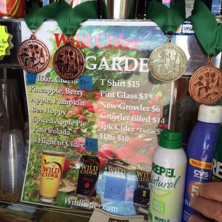 Wild Cider