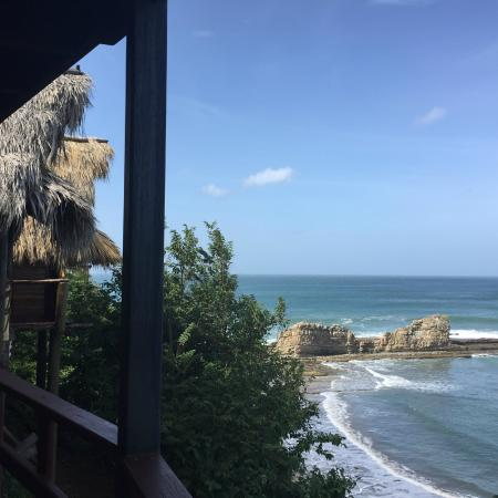Surf With Amigas- Women's Surf and Yoga Retreat: View from apartment