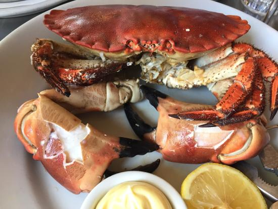 Soutn coast crab yummmi picture of wright brothers for Seafood bar zurich