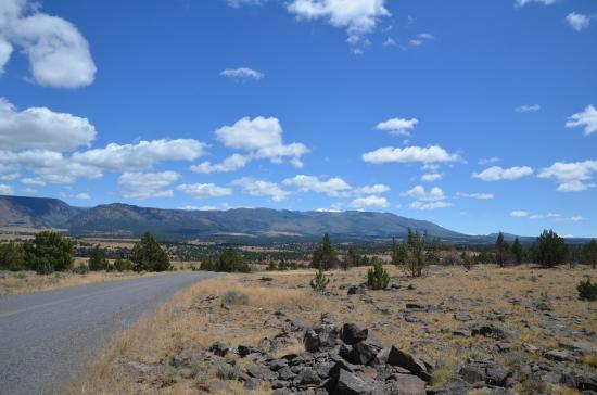 Princeton, OR: Steens Mountain loop road