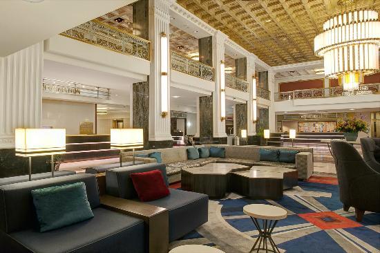 The new yorker a wyndham hotel new york city prezzi for Hotel a new york economici