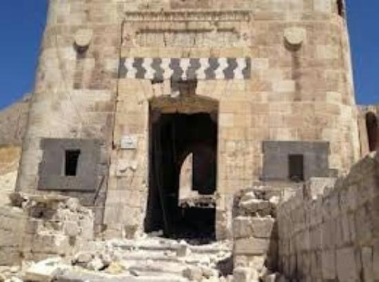 Алеппо, Сирия: Aleppo Citadel