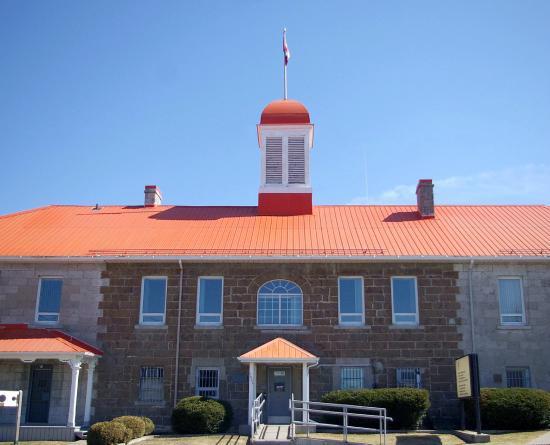 L'Orignal, Canadá: The Old Jail / L'Ancienne Prison