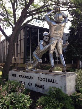 写真Canadian Football Hall of Fame & Museum枚