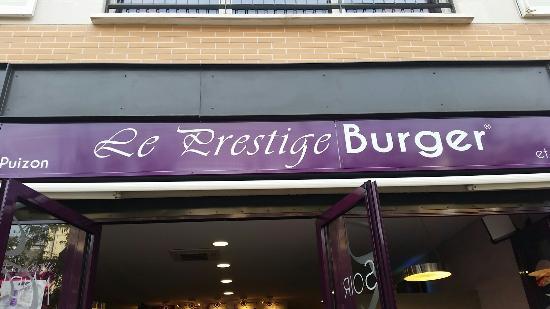 Le Prestige Burger