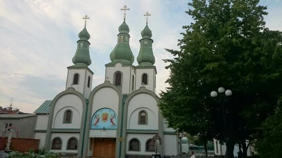 Mukacheve, Ukraine: Madonna Assumption Greek-Catholic Church