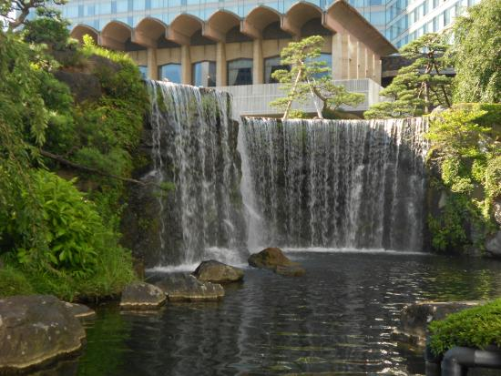 Hotel New Otani Tokyo Garden Tower A Bonita Caa Do Jardim
