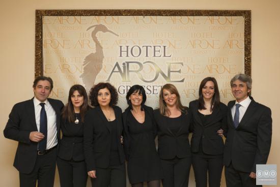 Benvenuti all'Hotel Airone!