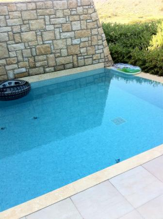 Private Pool Picture Of Blue Lagoon Village Kefalos Tripadvisor