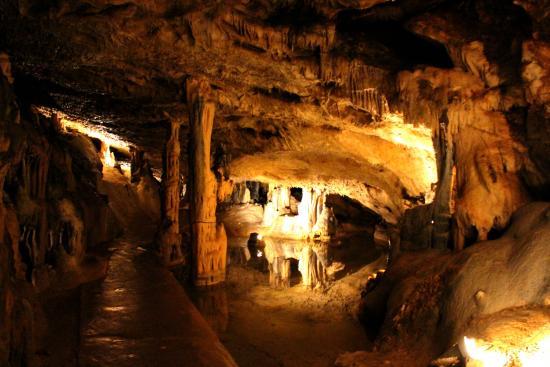 Grottes d'Osselle: Grotte d'Osselle