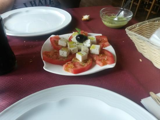 Tapa de tomate con queso de cabra obr zek za zen la casa del volcan fuencaliente de la - La casa del volcan ...
