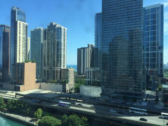 Sheraton Grand Chicago Hotel And Towers