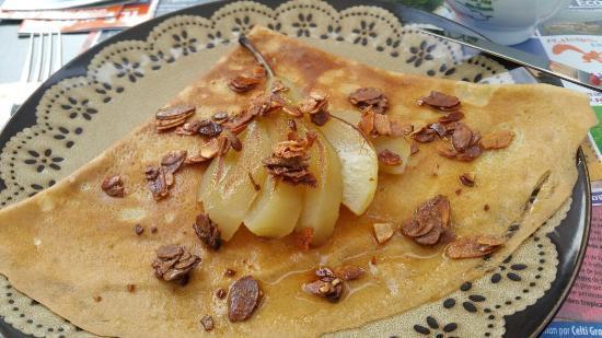 Crêperie d'Antan: Beau dessert