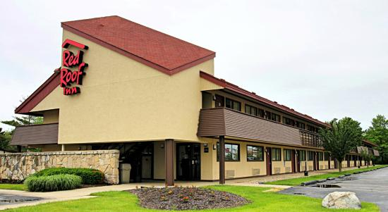 Red Roof Inn Michigan City: Exterior