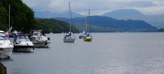 Woodlands Hotel & Pine Lodges : A Day on Windermere