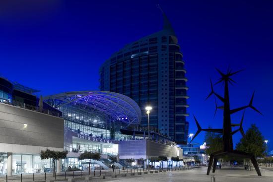 Centro Vasco Da Gama