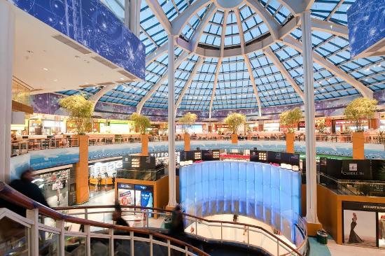 哥伦布购物中心