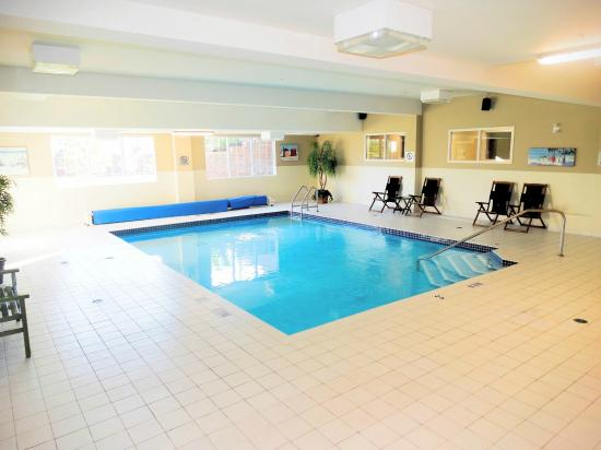 Amsterdam Inn Quispamsis: Pool
