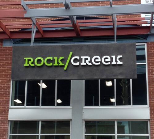 Rock/Creek at The Block