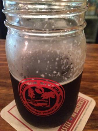 Dangeously smooth Big Easy coffee stout