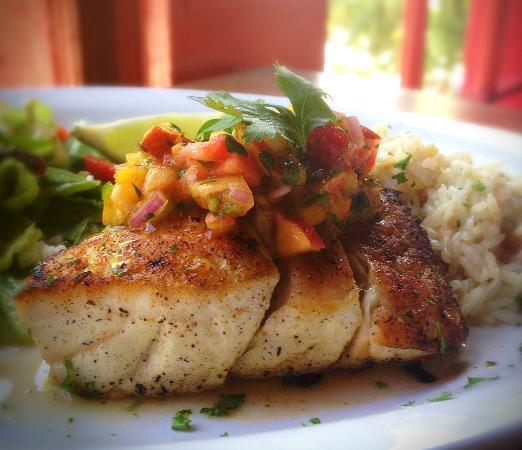 Chucks Fish: Red Snapper
