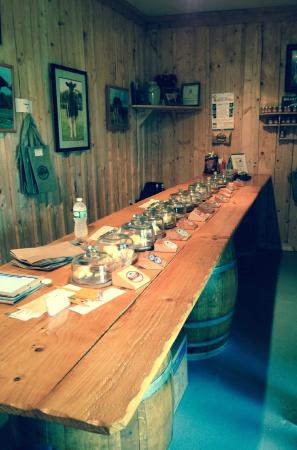 Muranda Cheese Company: Generous, Delicious - Must Try.  Cheeses to please every palate
