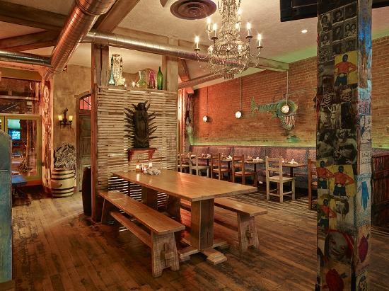 El With Kitchen | El Cortez Mexican Kitchen Tequila Bar Edmonton Restaurant