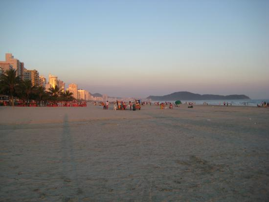 Tupi Beach: Praia da tupi