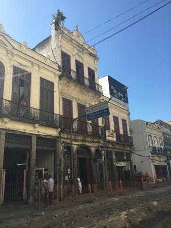 Sub-Prefeitura do Centro - Maria Yedda Linhares Theater