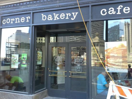 Corner Bakery Cafe  S Michigan Avenue