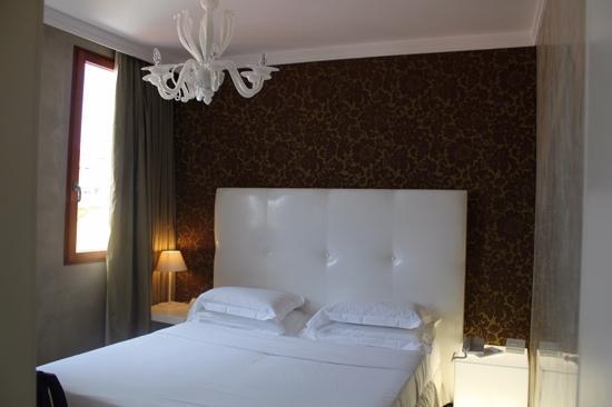 The Boscolo Hotel Bellini : our beautiful room