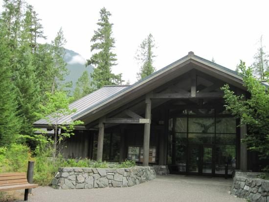 North Cascade Visitors Center: North Cascades NP Visitor's Center