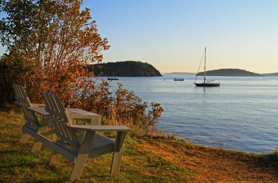 Comfort Inn Ellsworth - Bar Harbor: Autumn in Acadia