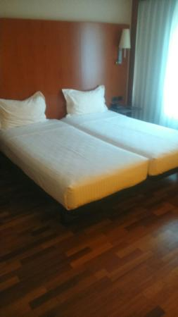 Hotel H2 Castellon: Hotel céntrico