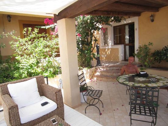 Delightful La Casa Al Mare Bu0026B: Area Relax