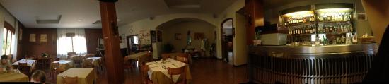 Sinalunga, Italy: Speisesaal