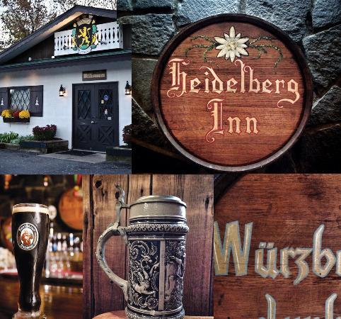 Glens Falls, NY: Heidelberg Inn